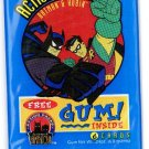 Batman & Robin Cards (1) Pack Skybox Action Packs
