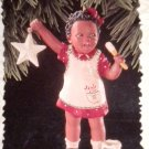 "Hallmark #1 ""Christy - All god's Children"" Ornament  1996"