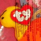 TY Mcdonald's Beanie Babies 199?  - INCH the Inchworm