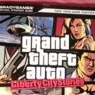GRAND THEFT AUTO: Bradygames Strategy Guide Playstation Portable PSP