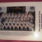 "1984 Milwaukee Brewers ""STATE FAIR PARK"" Police Card Set"