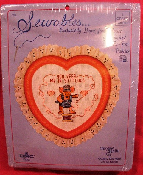 "SEWABLES KIT ""You Keep Me In Stitches"""