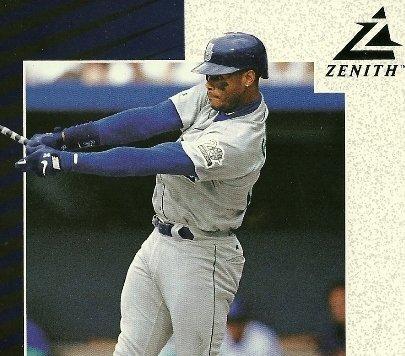 1998 Ken Griffey Jr. 5x7 Dare To Tear Card