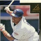 1998 Tony Gwynn 2.5x3.5 Dare To Tear Card a4