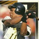 1998 Jose Guillen 2.5x3.5 Dare To Tear Card a7