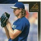1998 Randy Johnson 2.5x3.5 Dare To Tear Card a6