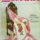Vintage Spinnerin Afghan Patterns Volume 200 1970