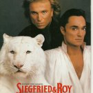 SIEGFRIED & ROY AT THE MIRAGE PROGRAM 1994