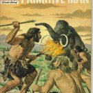 How & Why Wonder Book Primitive Man 1971 Printing