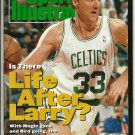 Sports Illustrated 3-23-1992 Is There Life After LARRY BIRD