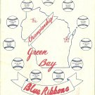1978 Green Bay Blue Ribbons Year Book