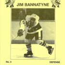 Milwaukee Admirals JIM BANNATYNE Pabst Blue Ribbon Beer