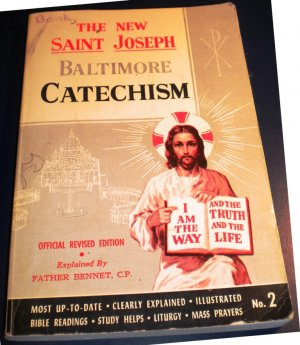 ST. JOSEPH BALTIMORE CATECHISM (No. 2) 1969