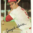 Joseph JOE Torre Saint Louis Cardinals 1971 Topps Super Baseball Card
