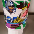 McDonald's Looney Tunes Plays Cup 1995 Taz Tasmanian Devil BARRY SANDERS Lions