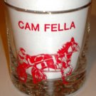 Cam Fella Balmoral Park 1984 Horse of the Year 1982 - 1983 Rocks Glass Racing