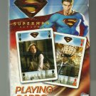 Playing Cards SUPERMAN RETURNS Standard 52 Pack  DC Comics