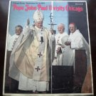 Pope John Paul II Visits Chicago Tribune 1979