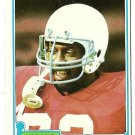 1981 Topps Football Card #365 OTIS ANDERSON St saint Louis Cardinals