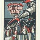 2005 MLB All Star Game Ballot Baseball Card Major League Baseball