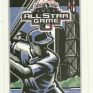 2003 MLB All Star Game Ballot Baseball Card Major League Baseball
