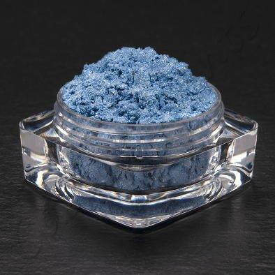Silver Bluestar Mineral Eye Loose Pigments (5grams)