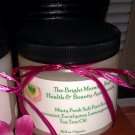 Hard Skin Preventative Foot Scrub. 16 oz tub