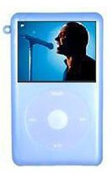 Skin Case for Apple iPod Video 30GB, Light Blue