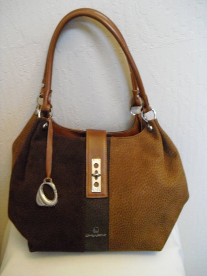 Argentina calf leather hobo - Chiarini