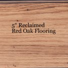 Red Oak Character Grade-Wide board
