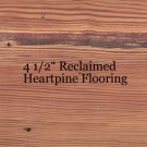Reclaimed Heartpine Flooring