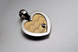 Diafuego - Heart Pendant