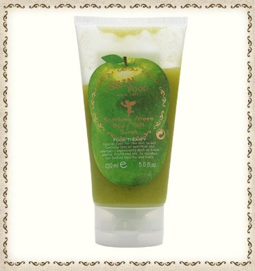 Soothing Green Body Scrub