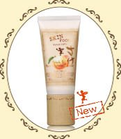Peach Sake Pore Minimizing Base