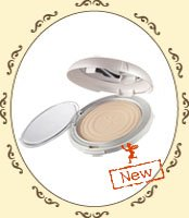 Apple White Sun Pact SPF 25 PA++