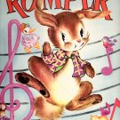 Romper by Ann Falconer 1948 Story & Music Book: About Being Different!
