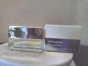 Intrusion by Oscar De La Renta Women Mini Perfume Splash EDP 0.16 oz/ 5 ml NIB