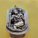 OLD STERLING MONEY CLIP HALLMARKED-JOSEPH-JESUS/SAINT
