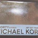 MICHAEL KORS SPORTY CITRUS 5 PIECE GIFT SET - 3.4 OZ EAU DE PARFUM +MAKEUP+BAG