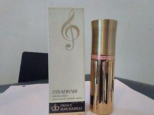 Prince Matchabelli STRADIVARI MEASURED Cologne 1 oz Vintage Perfume SPRAY