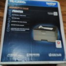 Brother HL-L2320D compact Laser Printer new in Box-unopened