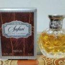 SAFARI Original RALPH LAUREN Parfum PERFUME 1/8 oz Full MINI FREE SHIPPING