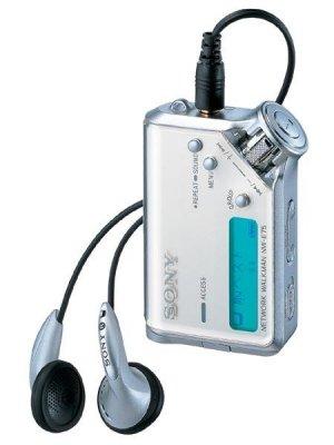 Sony Nw-e75 Network Walkman 256mb Mp3 Player