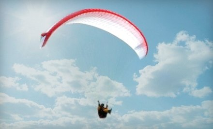Three-day Introduction to Paragliding USD 375.00