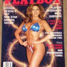 Playboy Magazine - July 1995 Sandra Taylor, Mel Gibson, little women, menedez murders