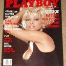 Playboy Magazine - November 1994 Pam (Pamela) Anderson, Christian Slater, Elle Macpherson, sex