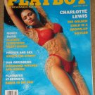 Playboy Magazine - July 1993 Charlotte Lewis, Barry Bonds, money, priests, witches