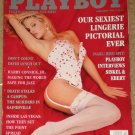 Playboy Magazine - February 1991 Cristy Thom, lingerie pictorial, David Lynch, Las vegas,