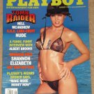 Playboy Magazine - August 1999 Nell McAndrew, Albert Brooks, Shannon Elizabeth, Lucy Liu