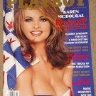 Playboy Magazine - July 1998 Karen McDougal, Jerry Springer, South Park, Ken Griffey Jr., 007